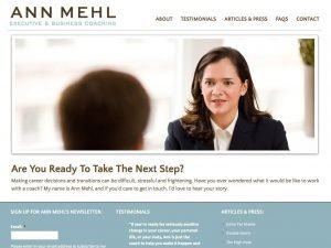 Ann Mehl Coaching