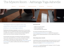 Ashtang Yoga Asheville