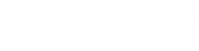Four Eyes Website Design